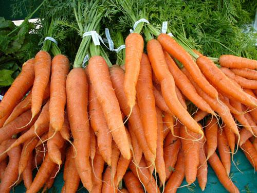 6 loại rau củ càng ăn da càng sáng, dáng càng đẹp - Ảnh 2