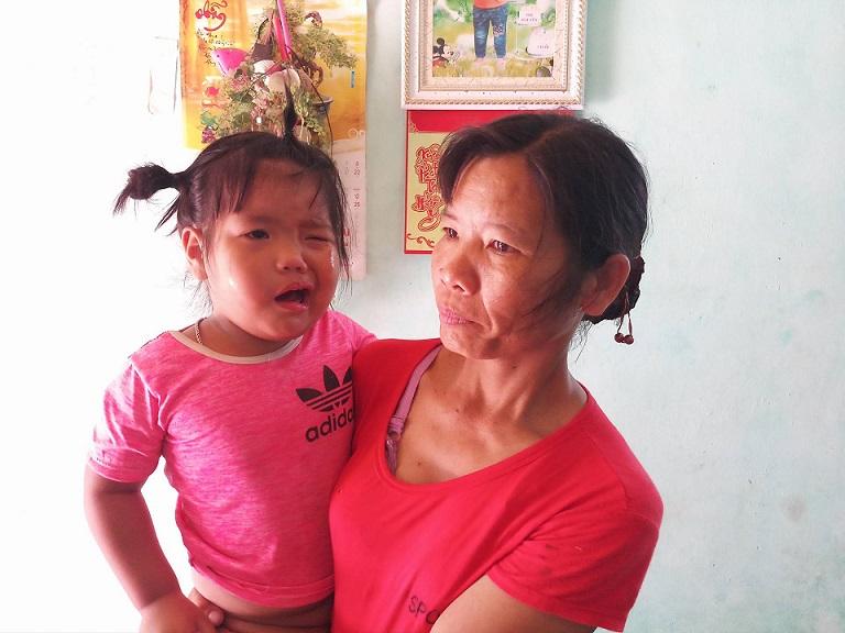 Thanh Hóa: Cô giáo đánh vào đầu khiến bé 3 tuổi méo miệng? - Ảnh 1