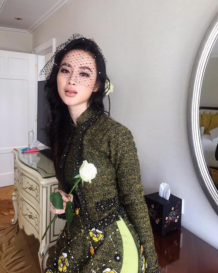 Angela Phương Trinh mặc bikini hay váy mùa hè đều nổi bật rực rỡ - Ảnh 5