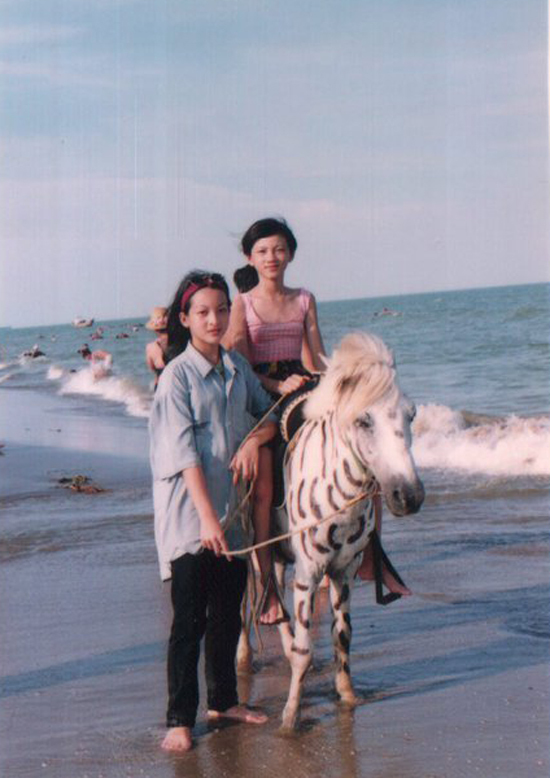 Biến đổi nhan sắc của diễn viên Linh Nga qua 30 năm - Ảnh 4