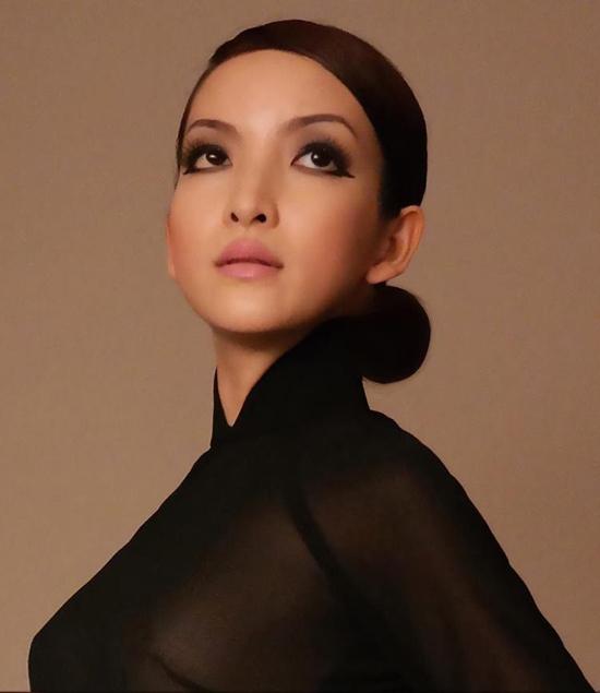 Biến đổi nhan sắc của diễn viên Linh Nga qua 30 năm - Ảnh 9