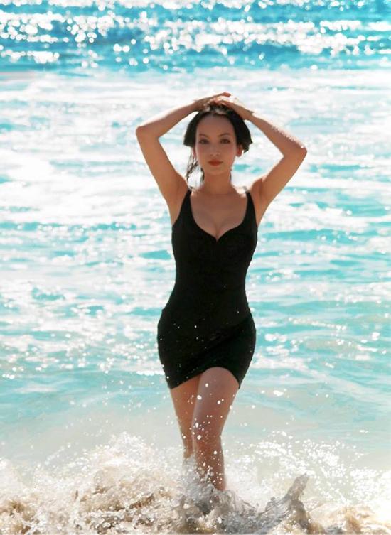 Biến đổi nhan sắc của diễn viên Linh Nga qua 30 năm - Ảnh 10
