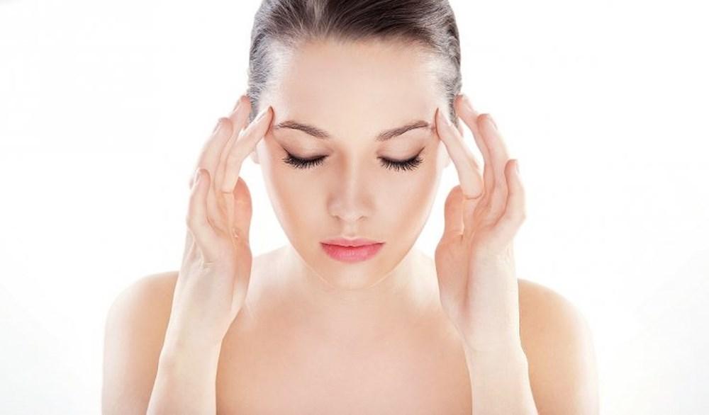 Cách khắc phục chứng đau nửa đầu không cần dùng thuốc - Ảnh 1