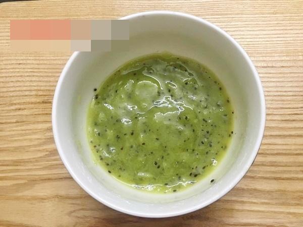 Cách làm mặt nạ kiwi chống khô da lại tẩy được nám - Ảnh 4