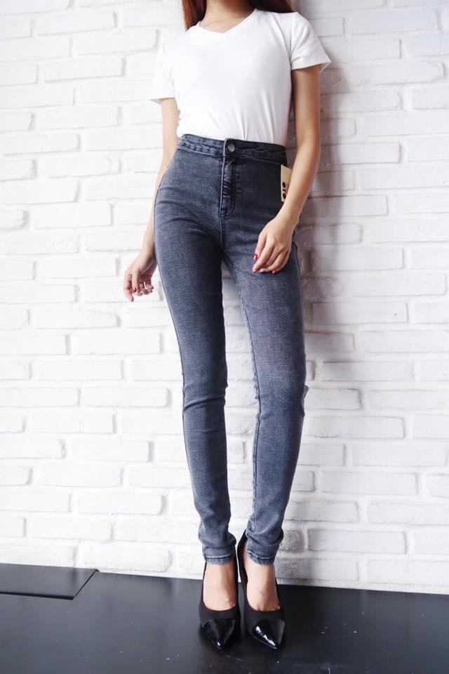Các kiểu quần giúp đôi chân dài miên man mà không cần photoshop - Ảnh 5