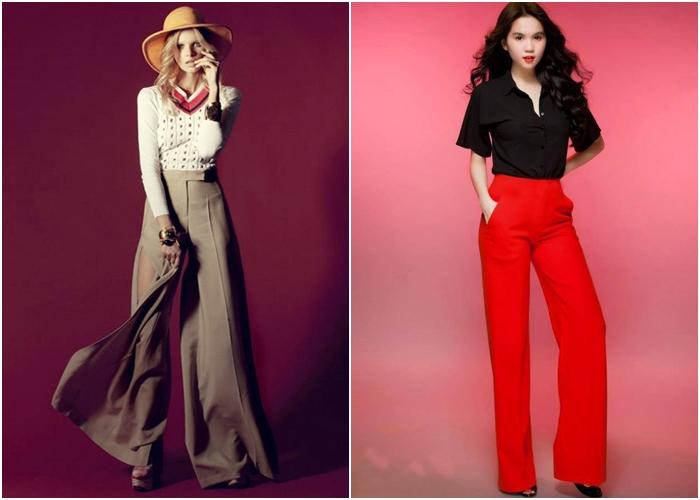 Các kiểu quần giúp đôi chân dài miên man mà không cần photoshop - Ảnh 7
