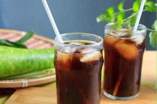 Uống trà bí đao là một trong các cách giảm cân hiệu quả