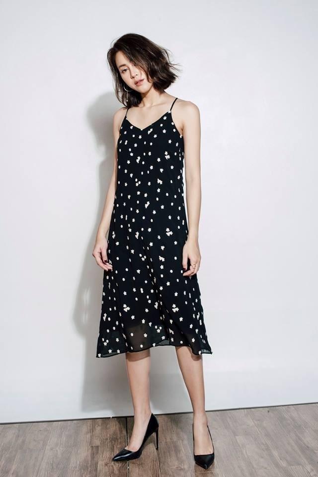 4 kiểu dáng váy hoa cho các quý cô xinh tươi dịp hè - Ảnh 4