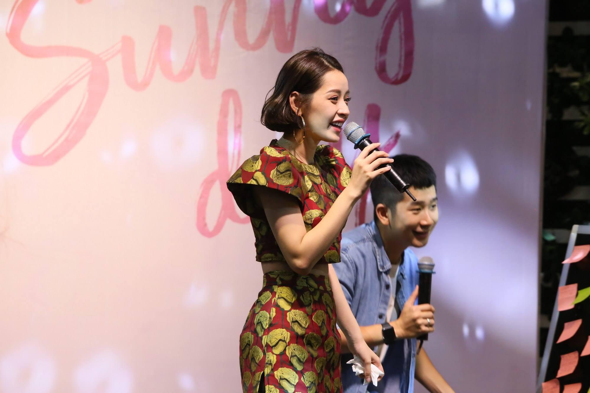Chi Pu lại bị chê hát live dở tệ khi cover hit 'Người hãy quên em đi' của Mỹ Tâm - Ảnh 1