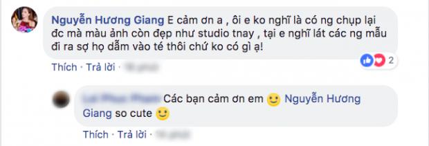 Khoảnh khắc đẹp: Hoa hậu Hương Giang rời ghế khách mời, cúi nhặt giày giúp người mẫu Minh Tú - Ảnh 2
