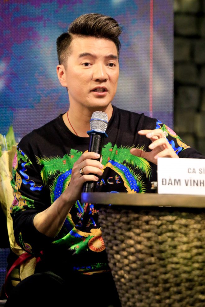 Đàm Vĩnh Hưng: