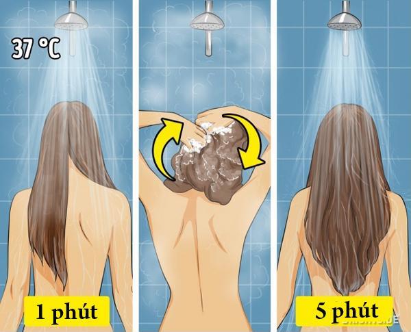 8 mẹo chăm sóc giúp tóc luôn suôn mượt mà không cần gội đầu nhiều - Ảnh 1