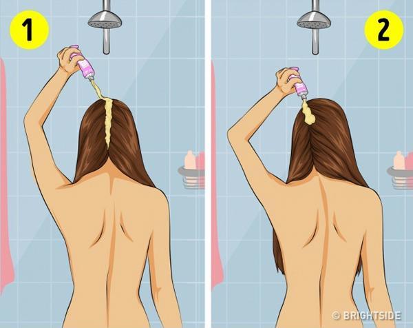 8 mẹo chăm sóc giúp tóc luôn suôn mượt mà không cần gội đầu nhiều - Ảnh 8