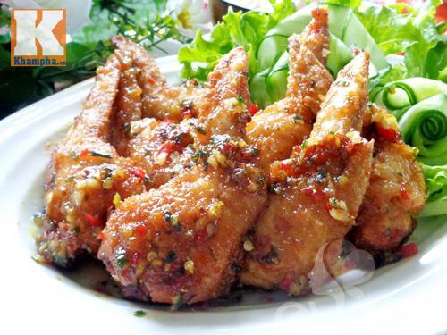 Cánh gà nhồi thịt sốt nước mắm đầy hấp dẫn - Ảnh 3