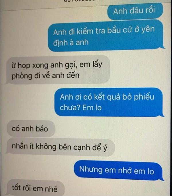 Cô gái bị đồn là bồ nhí của lãnh đạo tỉnh Thanh Hóa lên tiếng - Ảnh 2