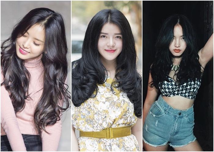 Màu tóc đen truyền thống sẽ cực kỳ sành điệu nhờ 6 cách tạo kiểu này - Ảnh 8