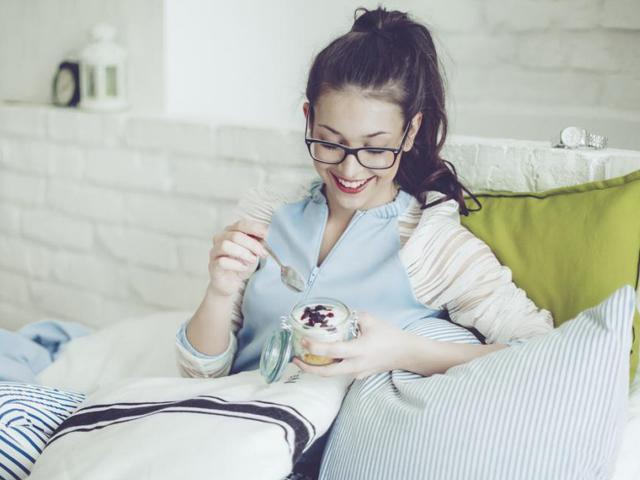 11 lợi ích BẤT NGỜ của sữa chua với bà bầu - Ảnh 2