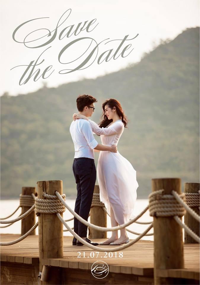 Công khai ảnh cưới, Á hậu Tú Anh xác nhận lên xe hoa vào cuối tháng 7 - Ảnh 1