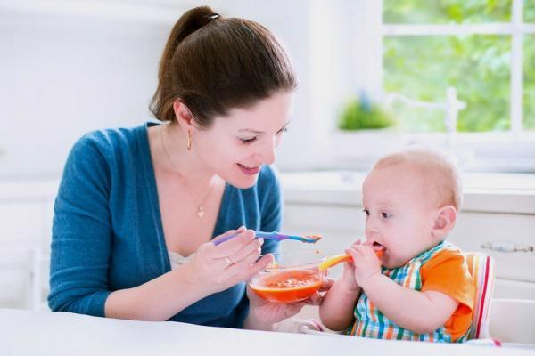 Bột ăn dặm cho bé giai đoạn từ 4 tháng tuổi loại nào tốt nhất? - Ảnh 1