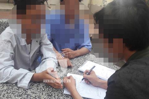 Điều tra vụ bé trai 13 tuổi ở Hà Nội khai bị kẻ lạ chích ma túy và lạm dụng tình dục - Ảnh 2