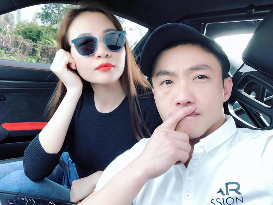 Giữa showbiz Việt đầy ồn ào thị phi, Đàm Thu Trang vẫn ngọt ngào và bình yên bên Cường Đô La thế này đây! - Ảnh 2