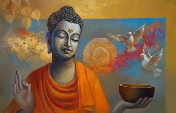 Lời Phật dạy: 'Người khiến ta bị tổn thương có khi lại là người mang phước lành đến cho mình' - Ảnh 1