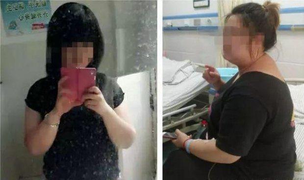 Sau 7 năm uống thuốc giảm cân, chẳng hề gầy đi, cô gái còn nặng gấp đôi trọng lượng ban đầu - Ảnh 1
