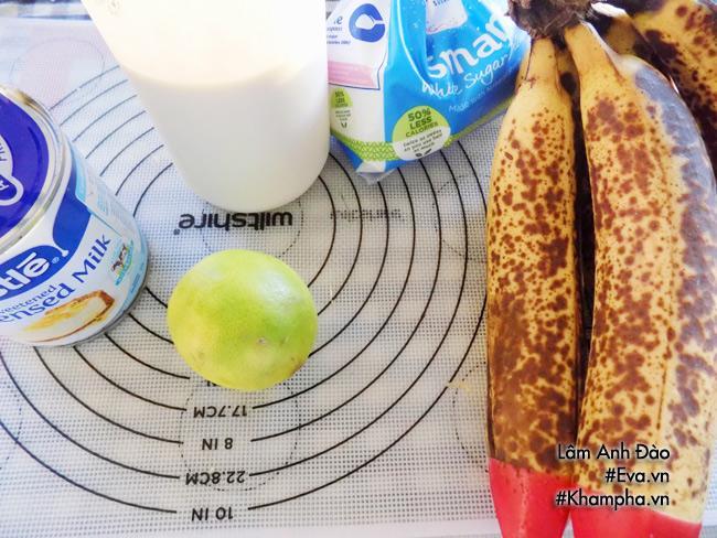 Cách làm kem chuối bằng máy xay sinh tố tươi mát, tuyệt ngon - Ảnh 1