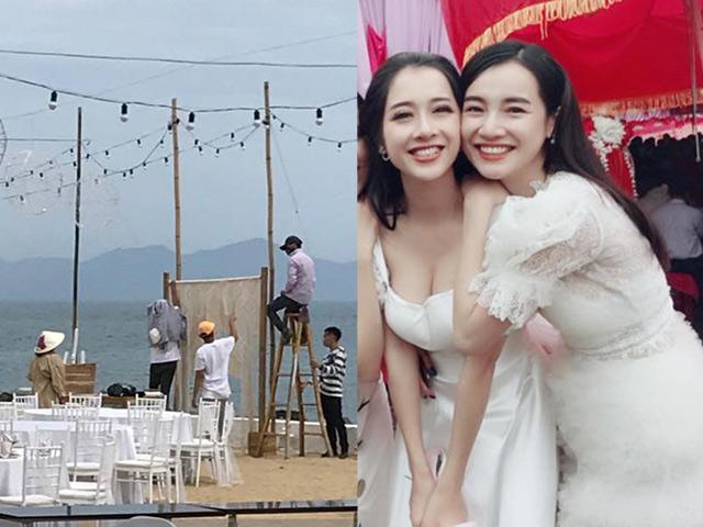 Trường Giang, Nhã Phương đính hôn: Resort phong tỏa, 50 bảo vệ đông hơn khách mời - Ảnh 2