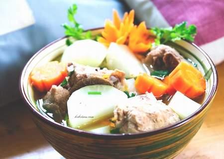 Củ cải tốt với người bệnh hô hấp - Ảnh 2