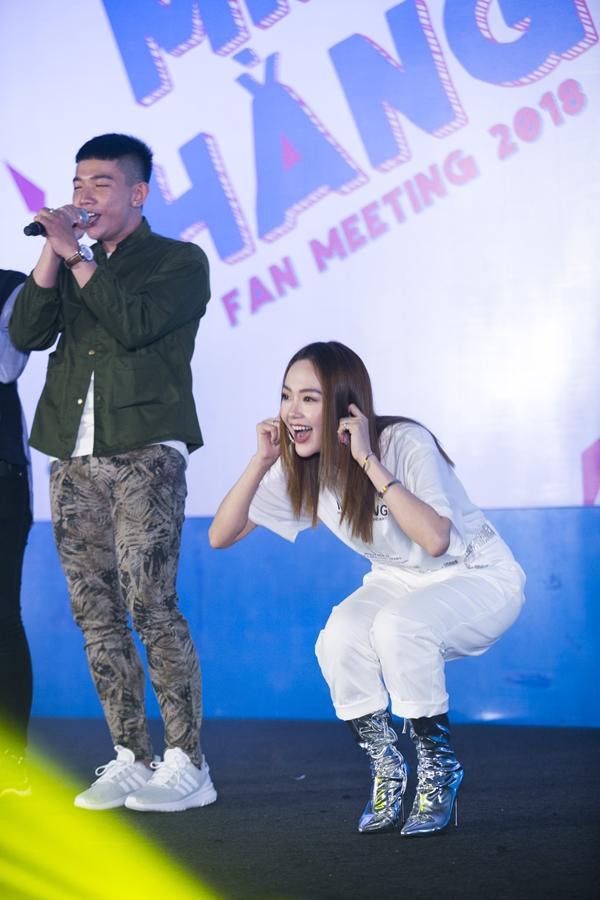 Minh Hằng thừa nhận đã có bạn trai - Ảnh 6