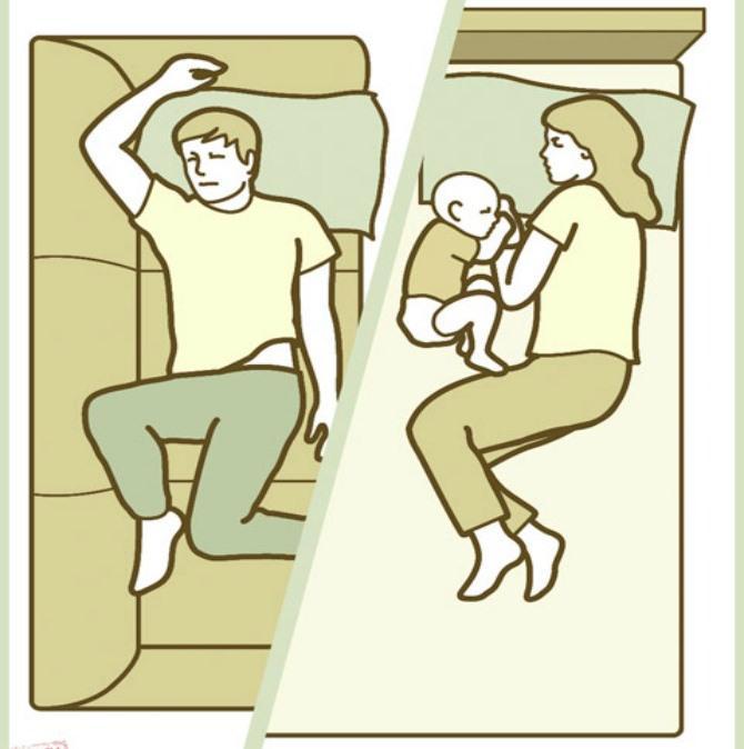 4 tư thế ngủ của trẻ khiến bố mẹ 'phát điên' nhưng lại chứng minh trí thông minh hơn người - Ảnh 3
