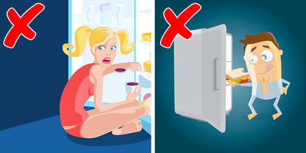 6 điều nên tránh làm vào buổi tối để hạn chế tăng cân - Ảnh 1