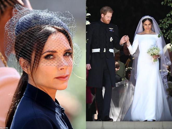Bị chê lạnh lùng ở đám cưới Hoàng gia, Victoria Beckham ẩn ý đáp trả? - Ảnh 2