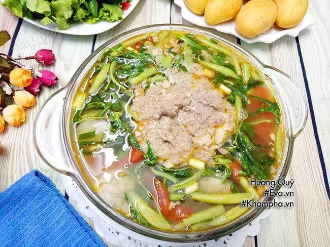 Nắng nóng làm ngay bữa cơm với các món thanh mát này để thưởng thức - Ảnh 2