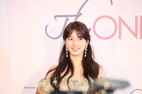Sau chuỗi ngày bị chê béo, Suzy tái xuất với hình ảnh 'nữ thần' chuẩn không cần chỉnh - Ảnh 3
