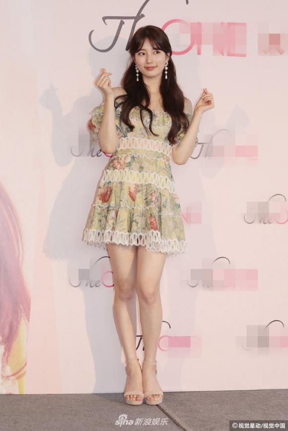 Sau chuỗi ngày bị chê béo, Suzy tái xuất với hình ảnh 'nữ thần' chuẩn không cần chỉnh - Ảnh 4