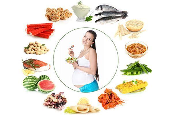 Bà bầu nên ăn gì trong 3 tháng giữa thai kỳ để con phát triển toàn diện? - Ảnh 2