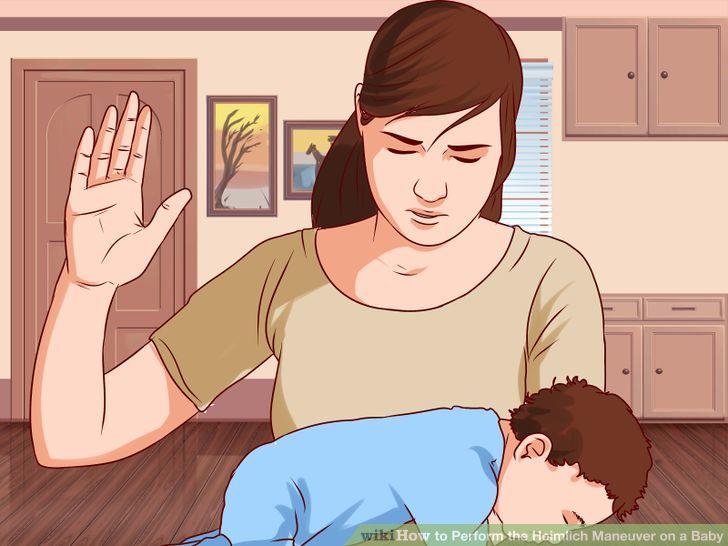 Cách sơ cứu dị vật đường thở, bố mẹ cần biết để cứu mạng con lúc cần - Ảnh 2