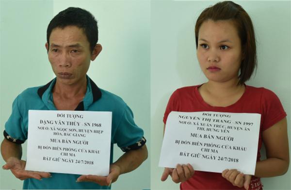 Túng tiền, cha đẻ và người tình mang con 4 tuổi sang Trung Quốc bán - Ảnh 1