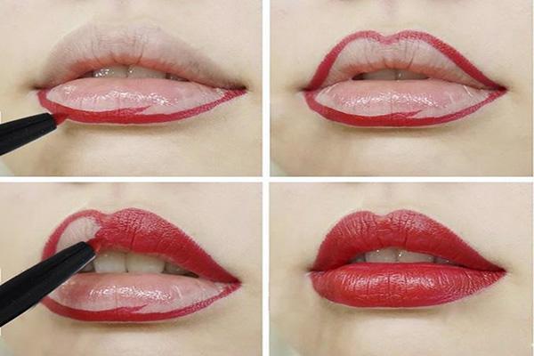 Các nàng đã học hết các mẹo để có lớp son môi đẹp, chuẩn xịn như trên quảng cáo chưa? - Ảnh 9