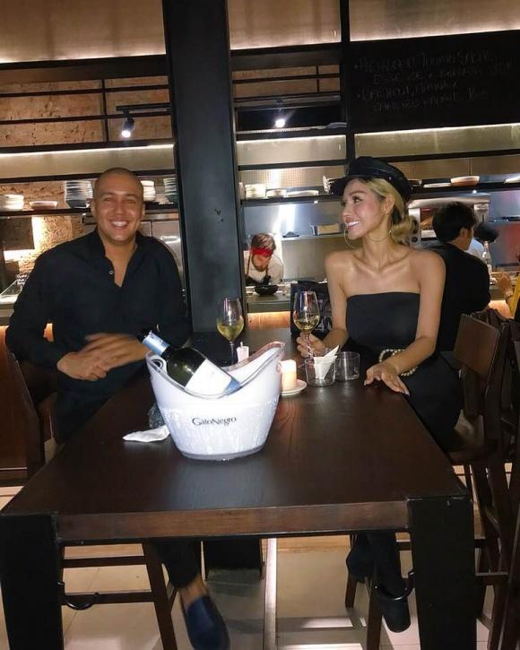 Maria Đinh Phương Ánh khoe thân hình 'dao kéo' gợi cảm bên bạn trai - Ảnh 6