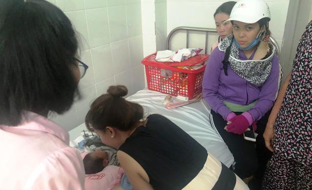 Vụ bé sơ sinh bị chôn sống: Nhiều người muốn nhận bé làm con nuôi Chia sẻ - Ảnh 2