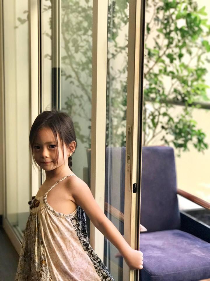 Ngắm những nhóc tì lai Tây siêu đáng yêu của nhà sao Việt - Ảnh 6