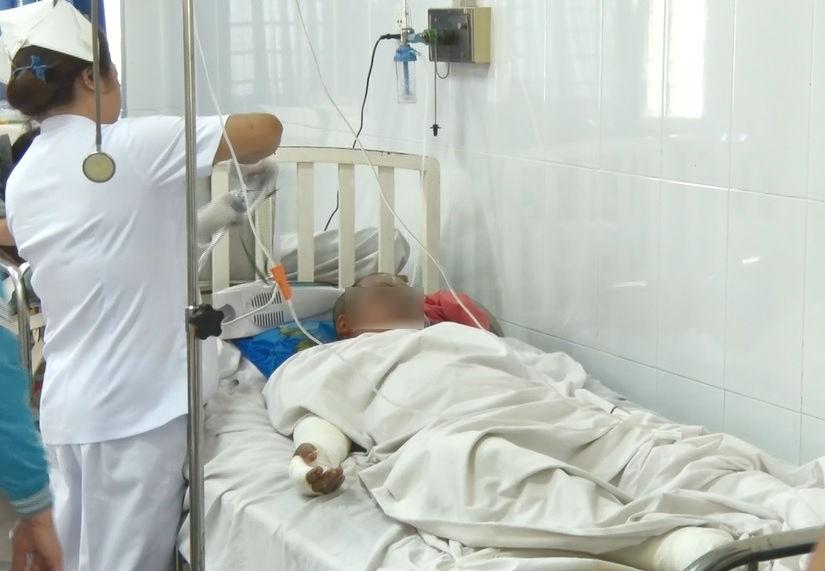 Nổ hầm cầu, 4 người bỏng nặng: Nguyên nhân khó tin - Ảnh 2