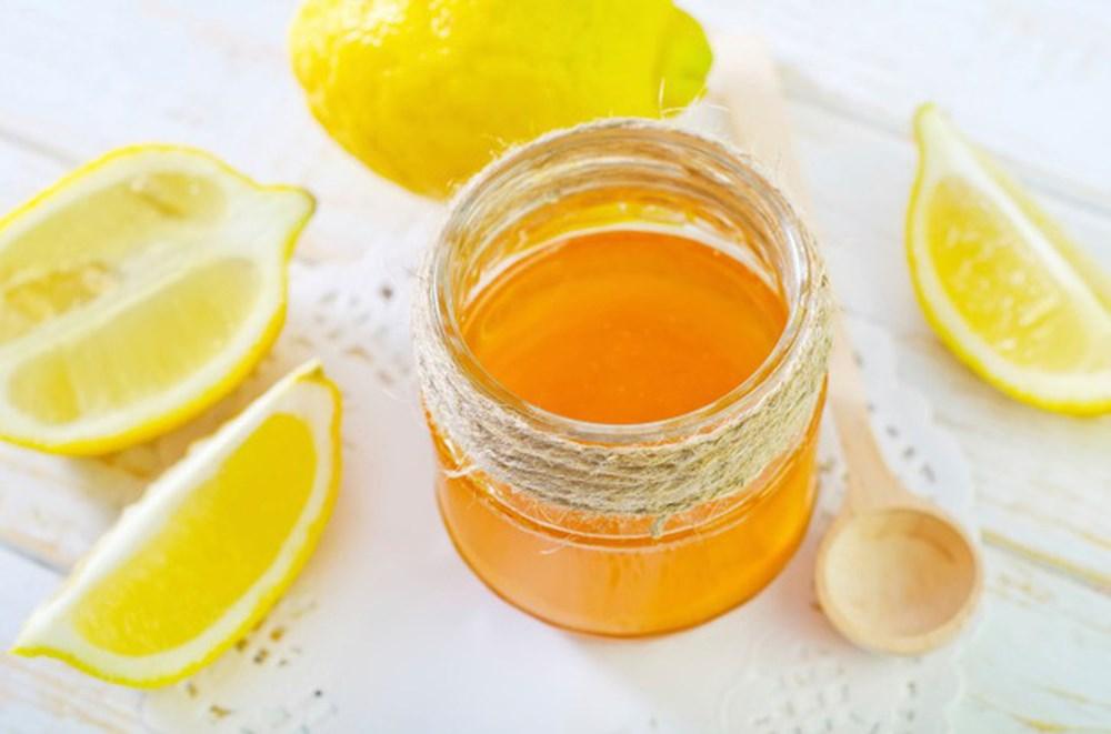 Kết hợp chanh với mật ong dưỡng tóc hiệu quả
