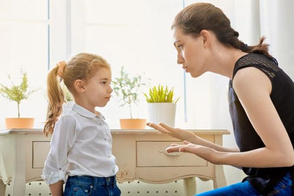 Những nguyên tắc kiểm soát hành vi xấu của trẻ - Ảnh 2