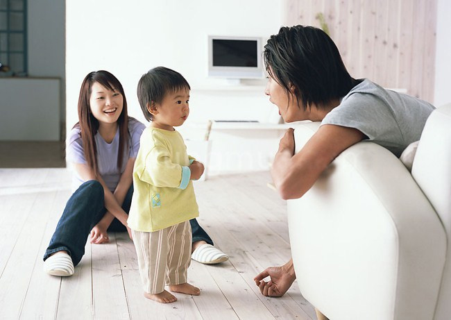 5 chiêu dạy con nhanh biết nói có thể mẹ chưa biết - Ảnh 1