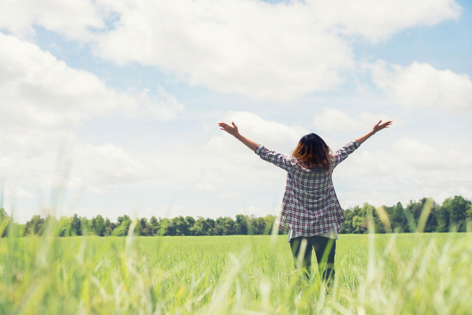 Giữ tinh thần thoải mái là bí quyết giúp bạn sống tốt hơn