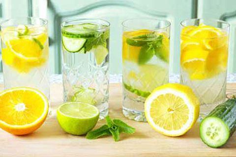 Đồ uống làm thải độc cơ thể - Ảnh 1